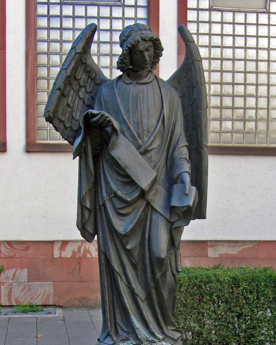Rosemary Trokel. Frankfurt Angel