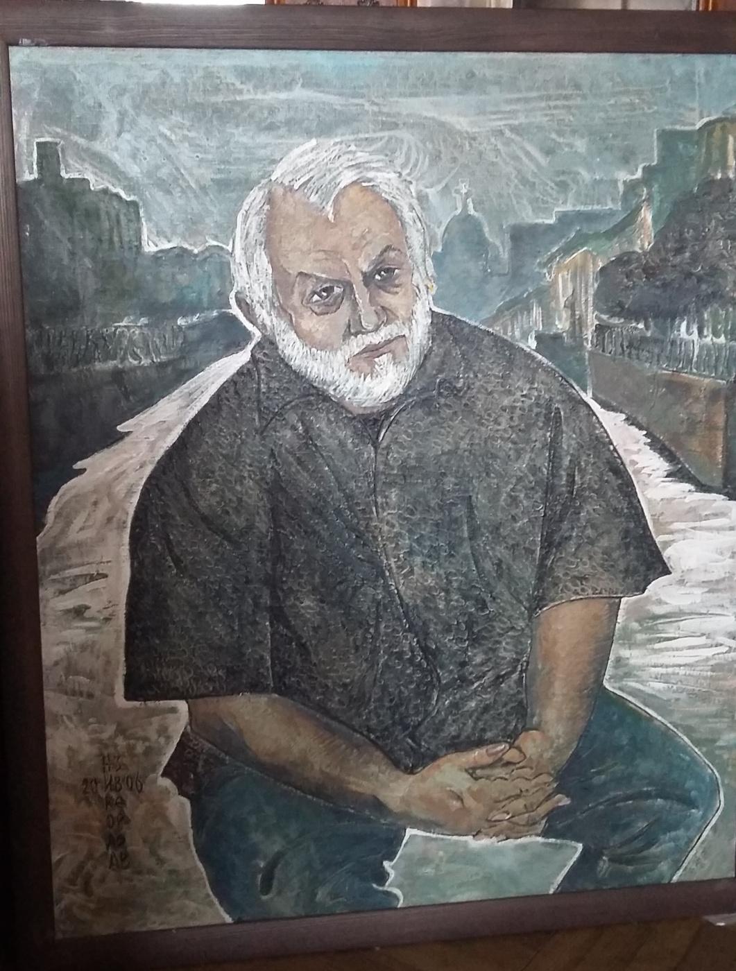 Nikolay Zverev. Heromancer