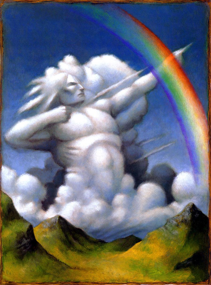 David Shannon. Rainbow