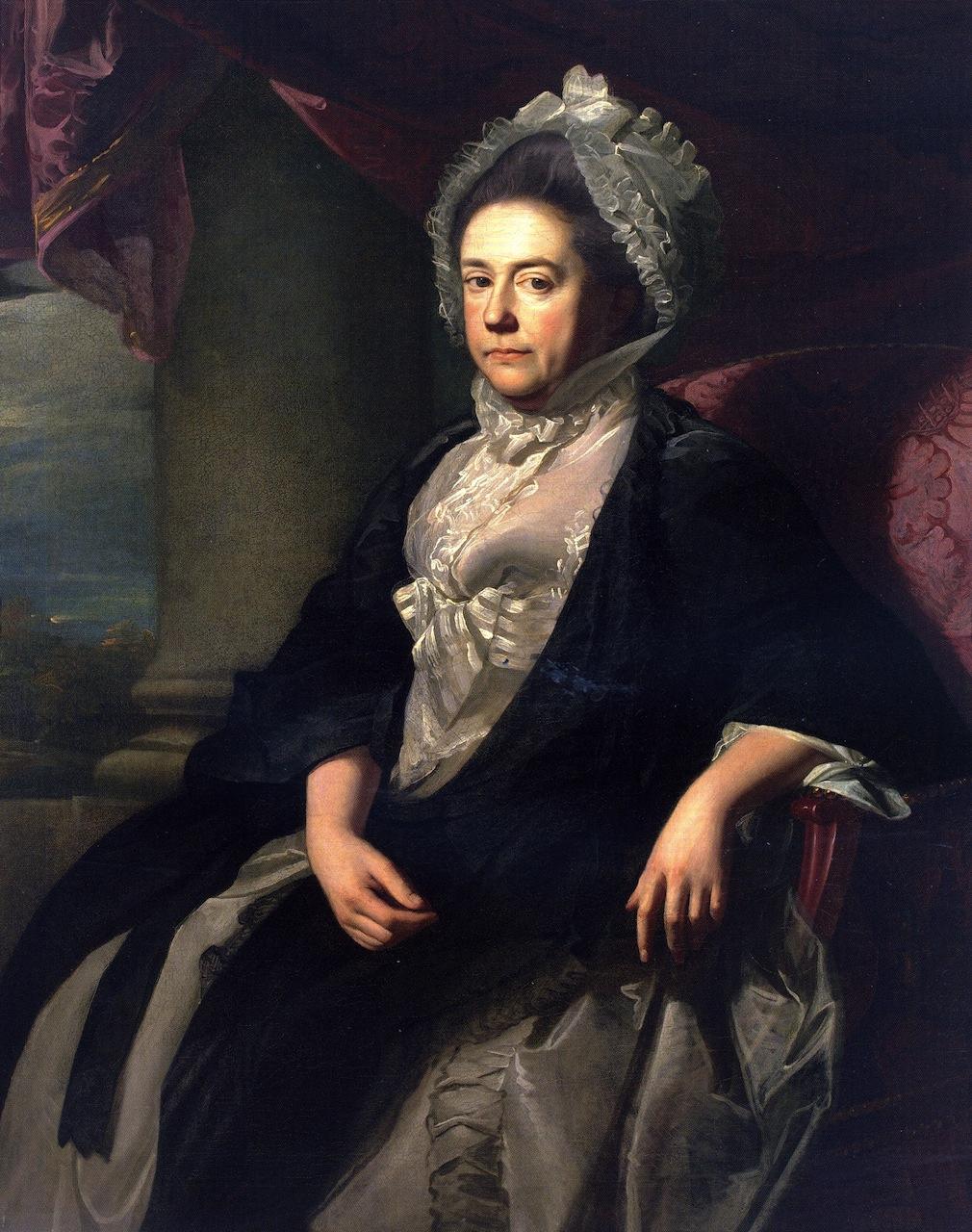 John Singleton Copley. Mrs. Isaac Royal (Elizabeth Mackintosh)