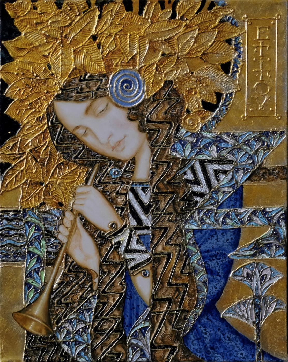 Evgeny Viktorovich Titov. Autumn Sonata.