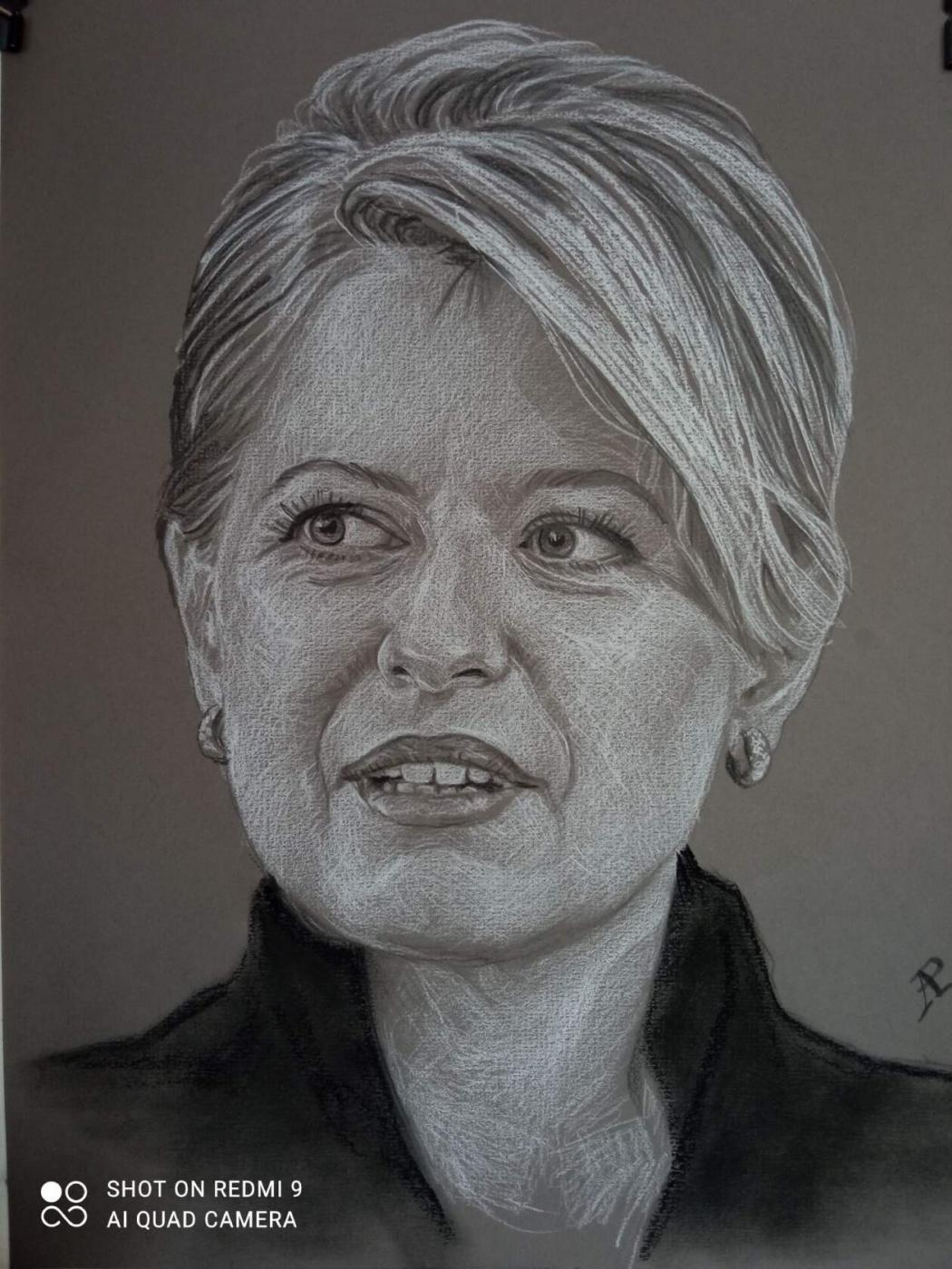 Anatoly Alexandrovich Rybakov. Zuzana Chaputova, President of Slovakia ...