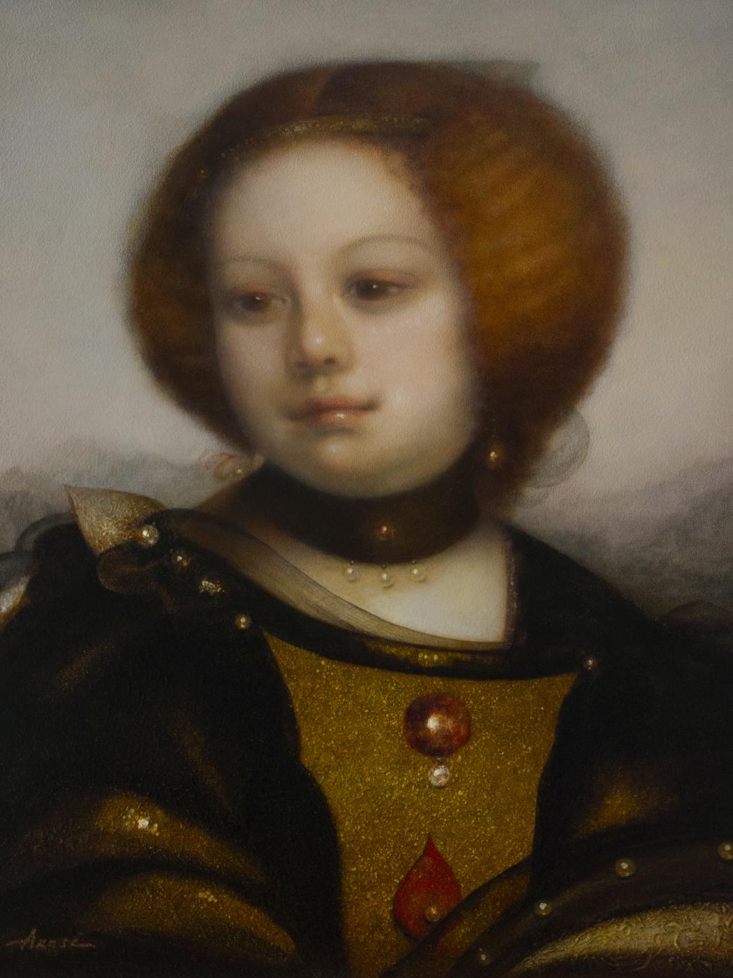 Ольга Акаси. La Bella Simonetta