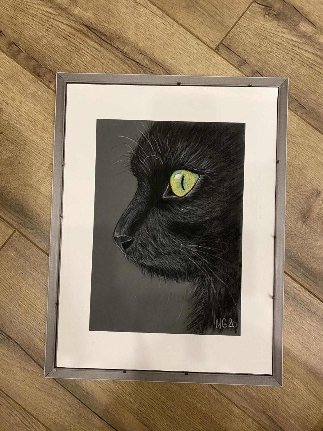 Maria Grekova. Pussy cat