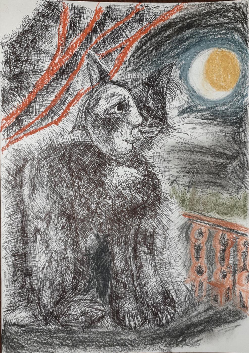 Руслан Шакиров. Cat