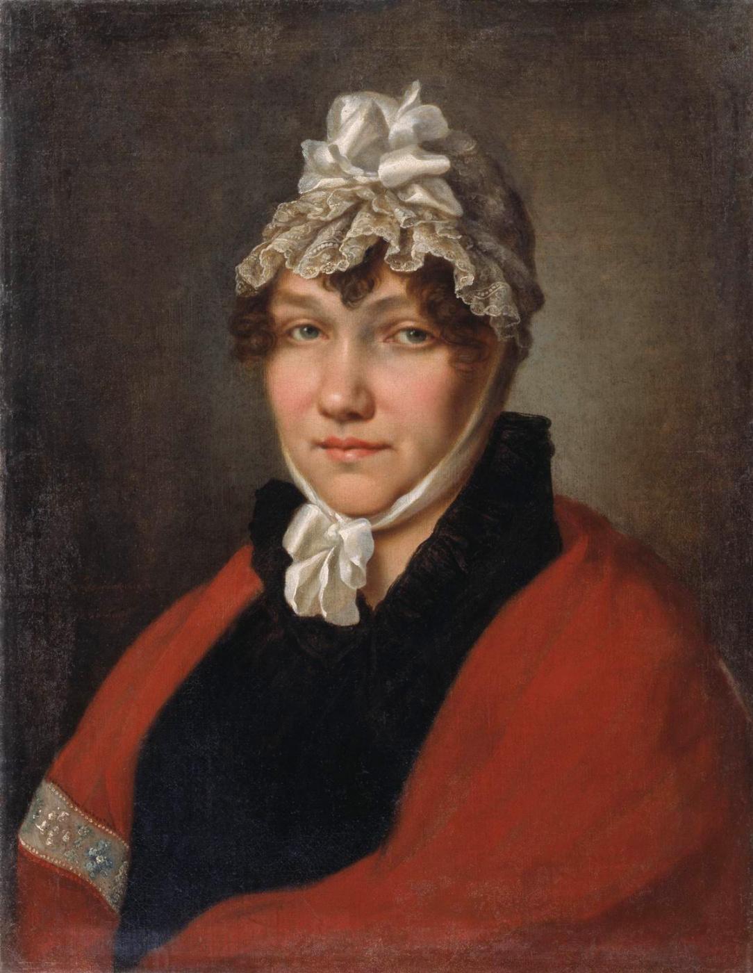 Vladimir Borovikovsky. Female portrait