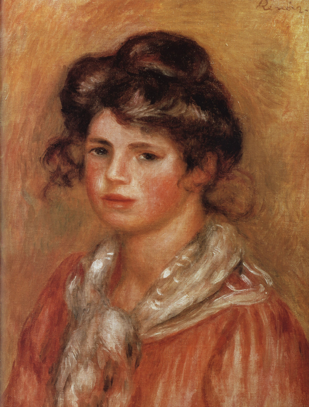 Pierre-Auguste Renoir. Gabriel