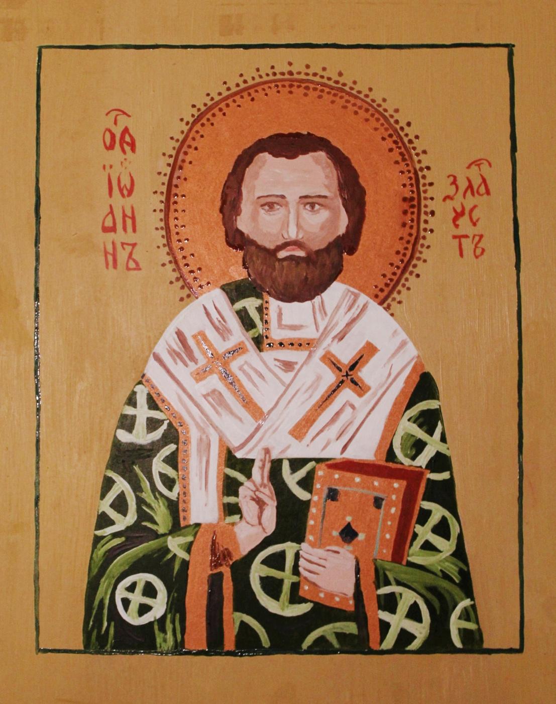 Sergey Vladimirovich Skorobogatov. Saint