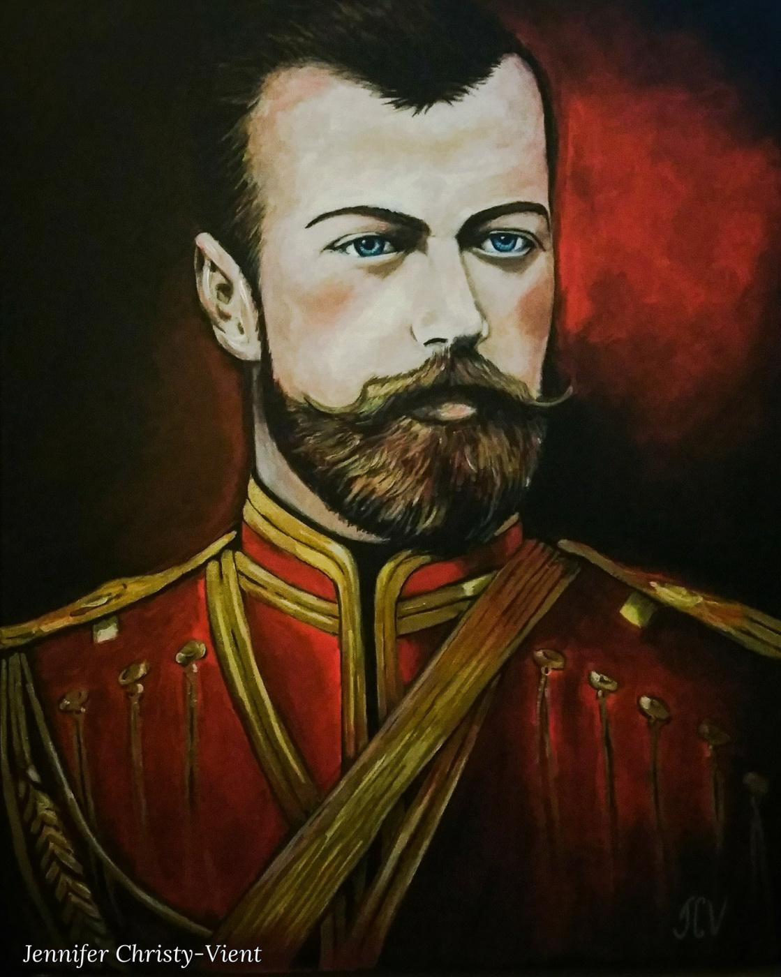 Jennifer Christy-Vient. Tsar Nikolai Romanov ll