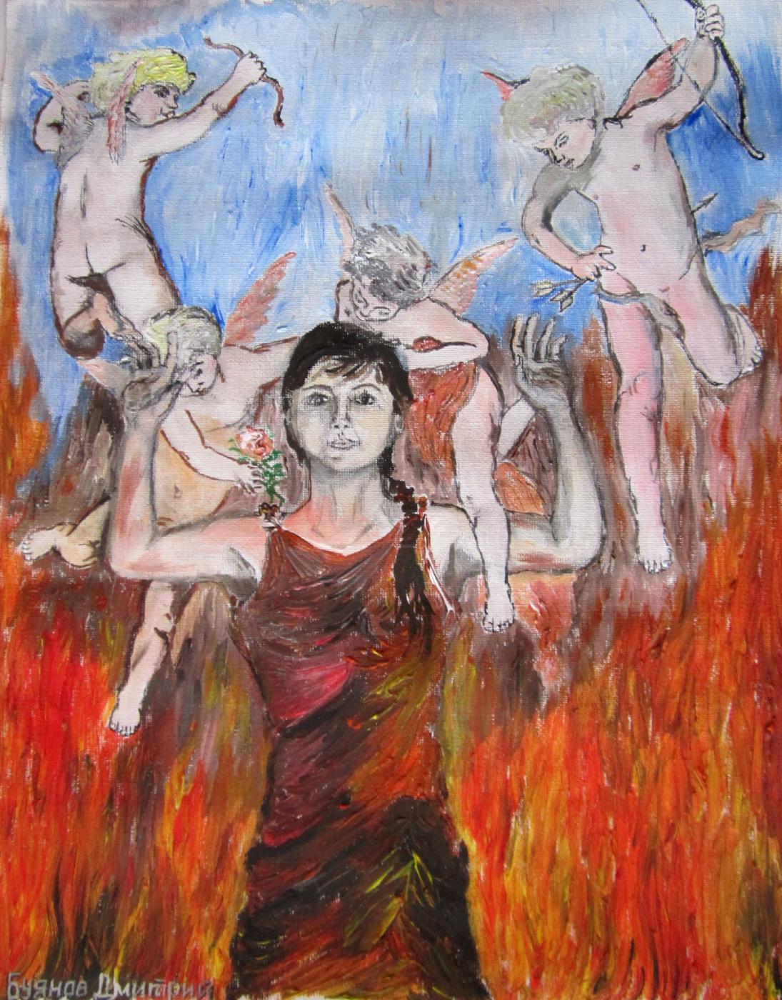 Дмитрий Юрьевич Буянов. Muse Of Fire