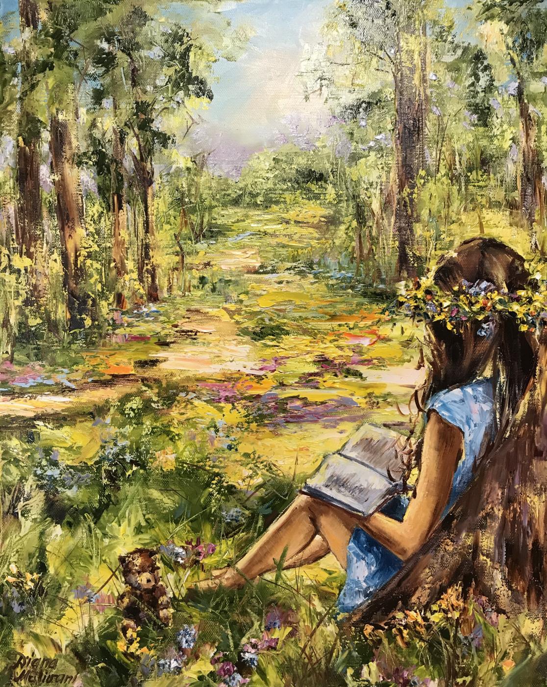 Диана Владимировна Маливани. Under the Tree