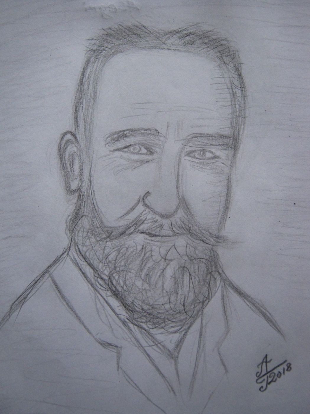 "Alexey Grishankov (Alegri). ""Мистер Берни"""