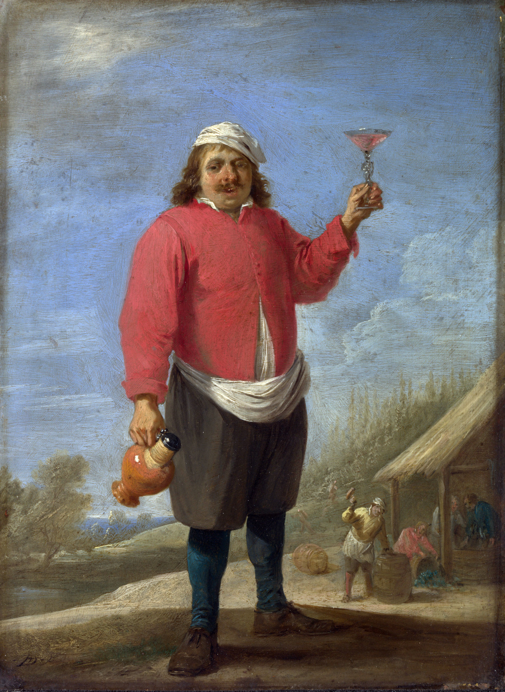 David Teniers the Younger. Autumn