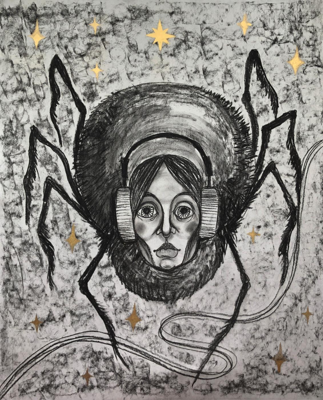 Valeria Tynyanaya. Spider