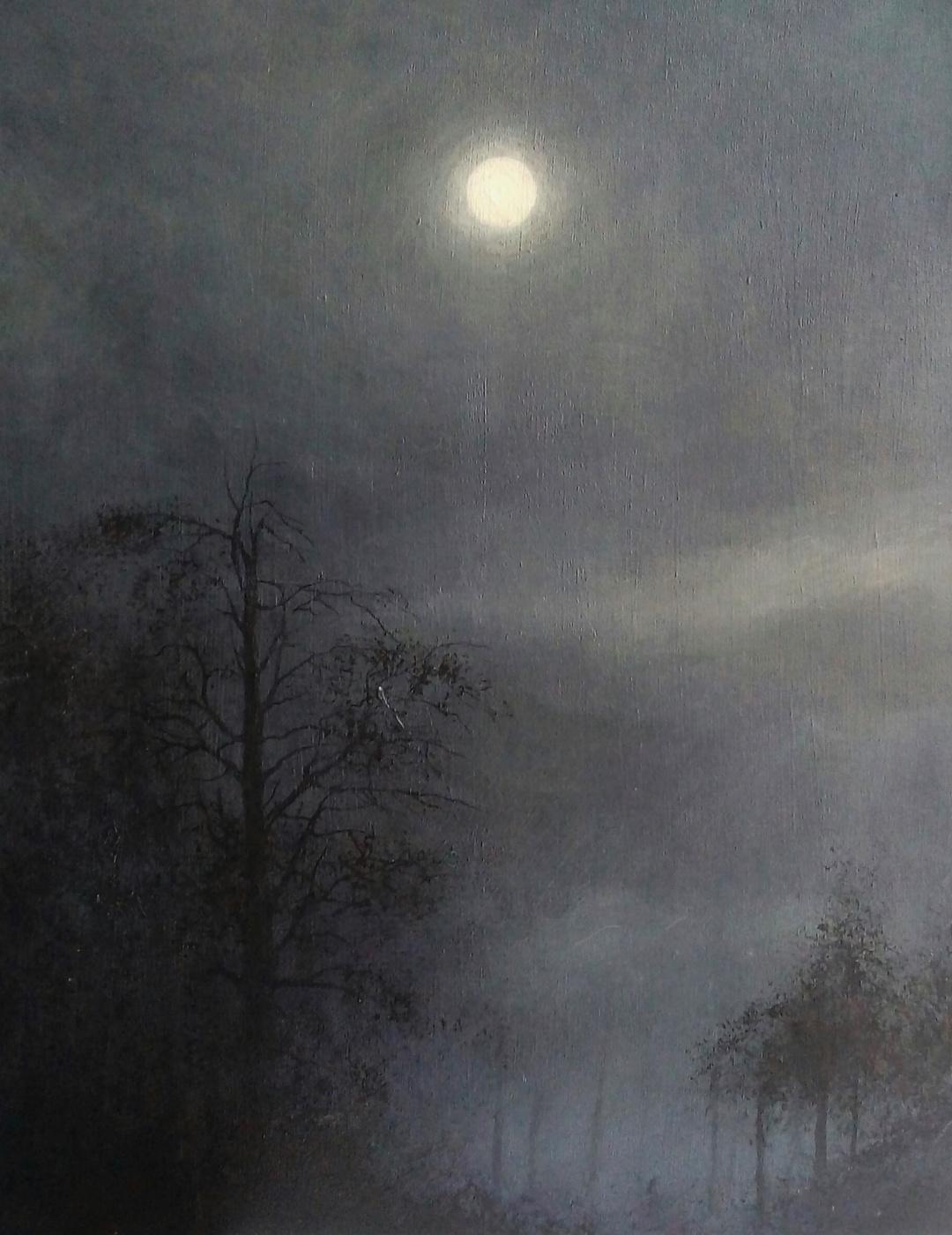 Andrey Alekseenko. Night