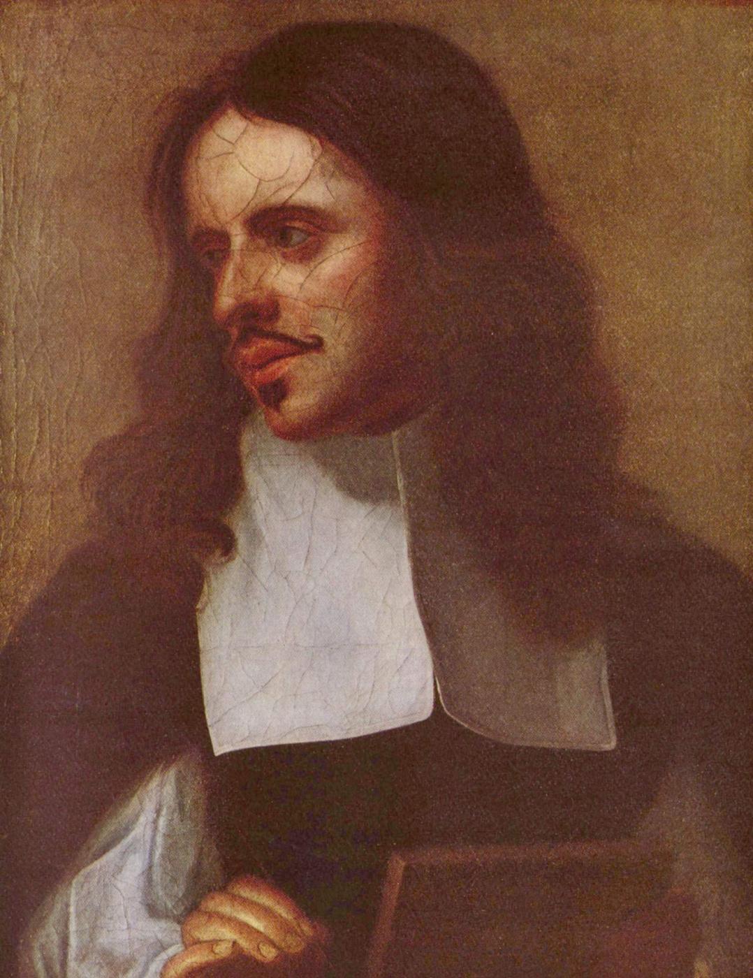 Karel Shretta. Portrait of the artist-miniaturist