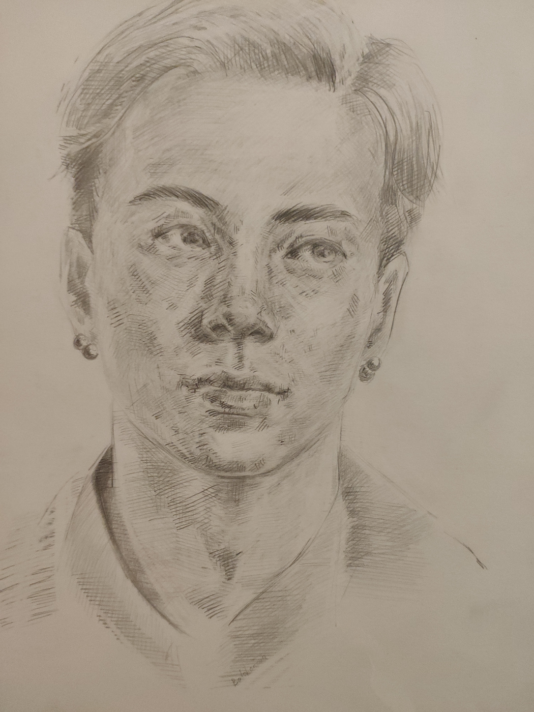 Maria Belokhonova. W
