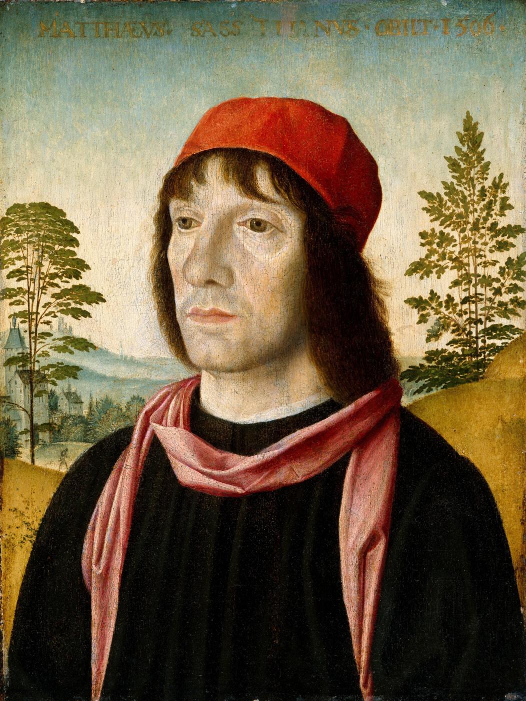 Фра Бартоломео. Portrait of a Man