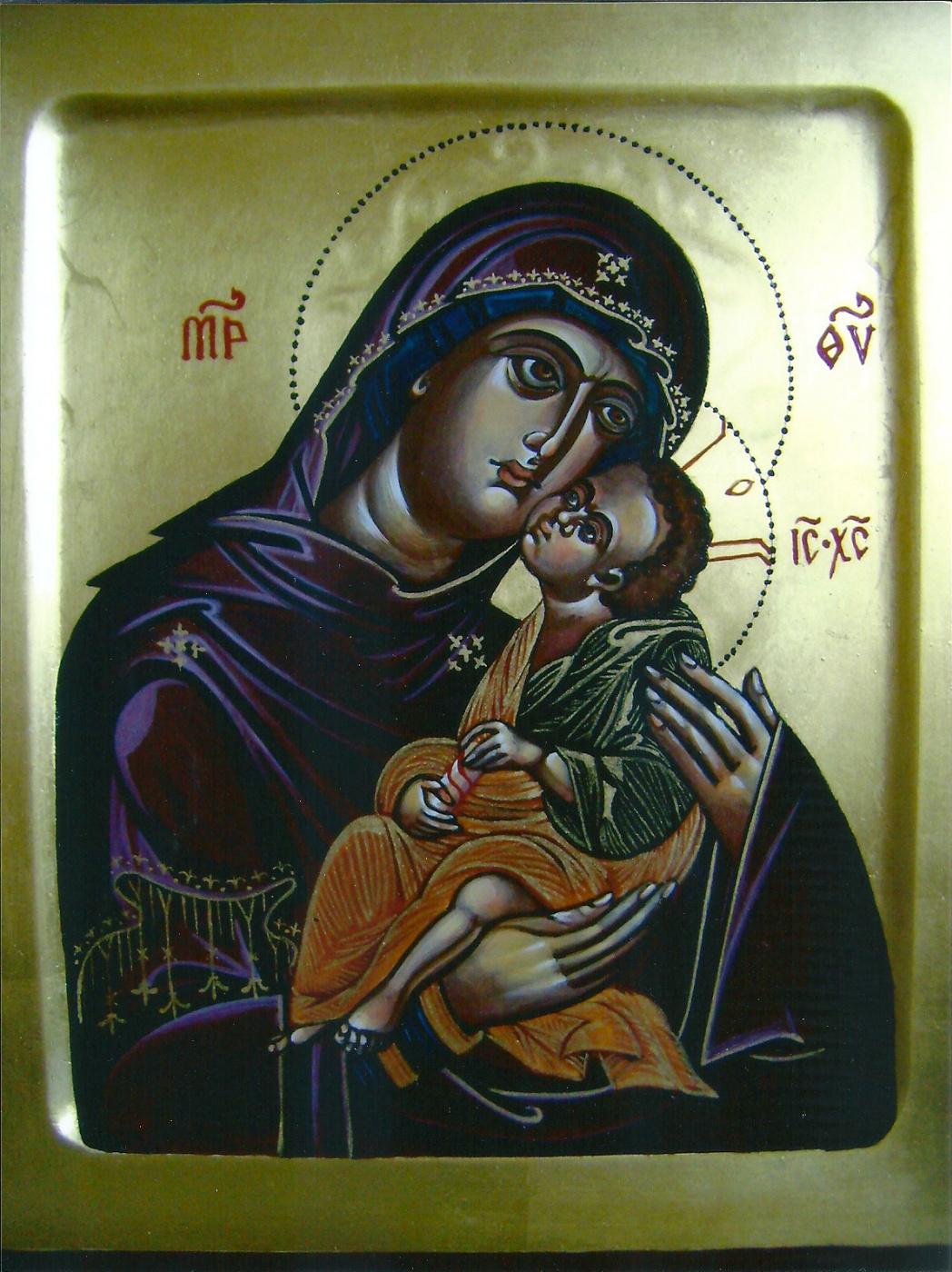 Margarita Anatolievna Chakova. The Virgin of Cyprus