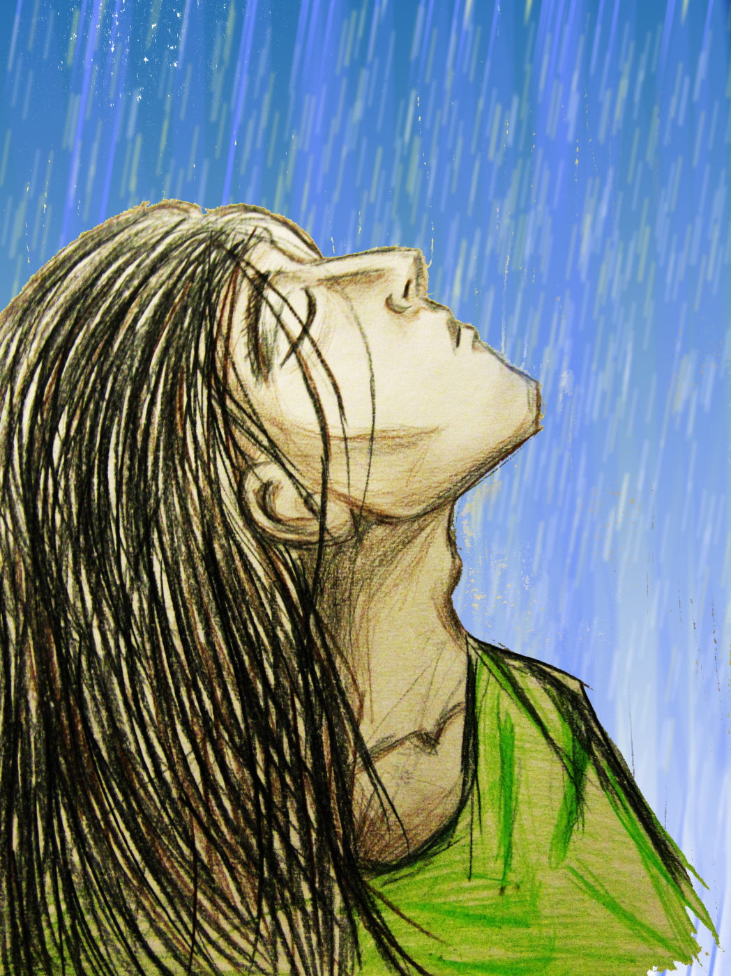 Anastasia. Rain