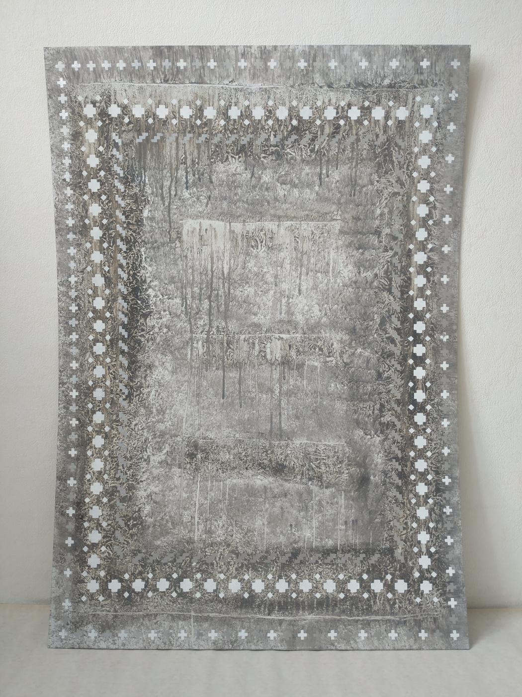 Gulzhanat Temirkhan. Abstraction 21