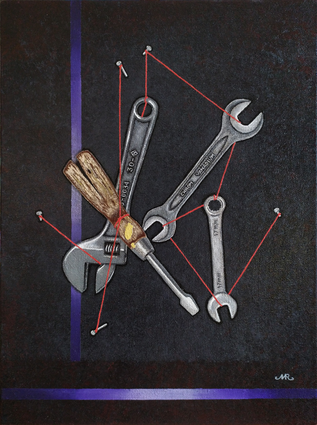 Mike ronin. Dance of Wrenches