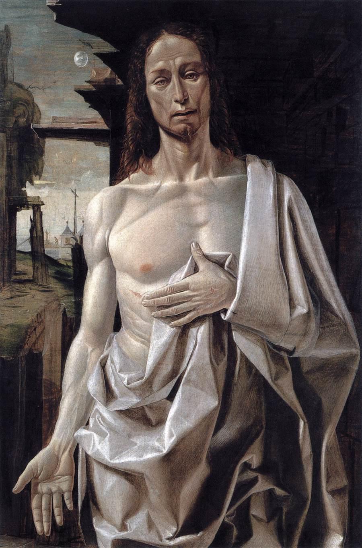 Lorenzo Lotto. The Savior