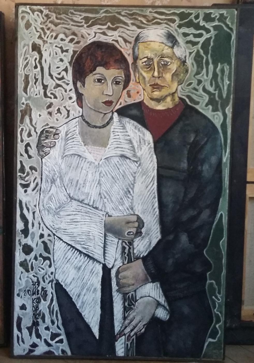 Nikolay Zverev. Spouses
