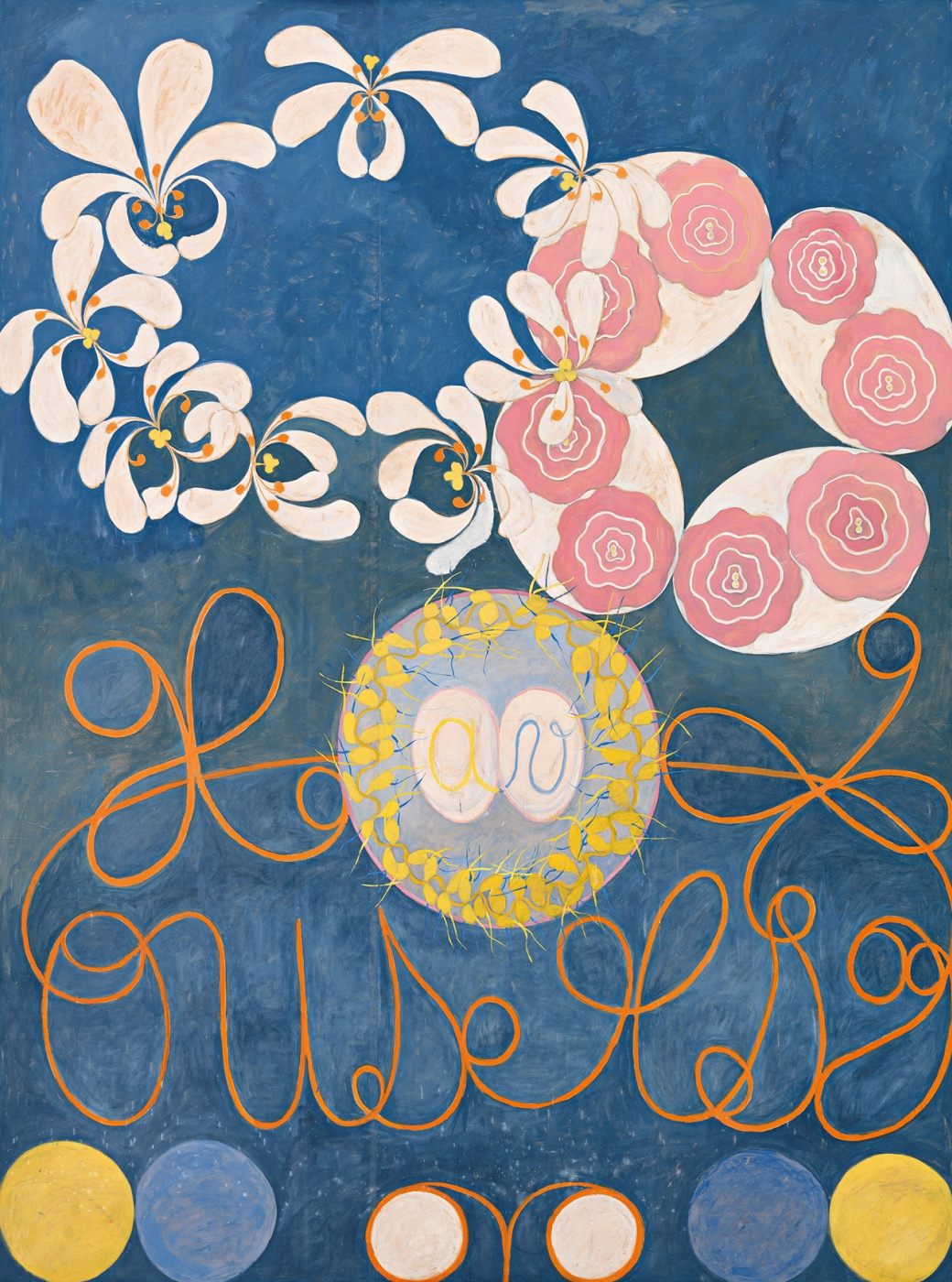 "Hilma af Klint. Series ""Ten Most Important"". # 1. Childhood"