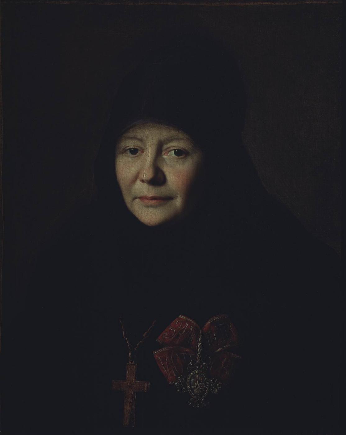 Vladimir Borovikovsky. Portrait of Ekaterina Kropotova