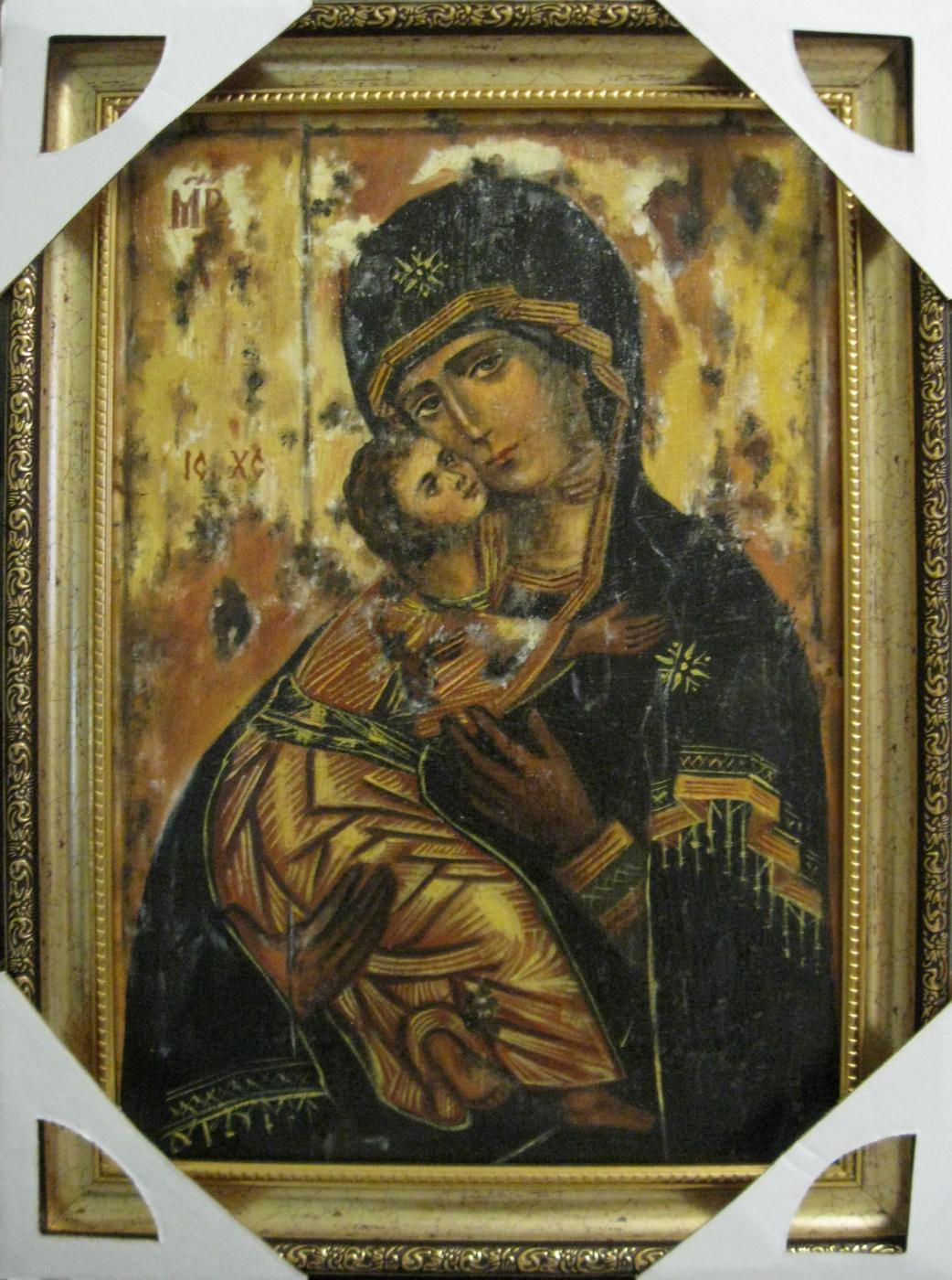 Ядвига Сенько. Mother of God of Vladimir
