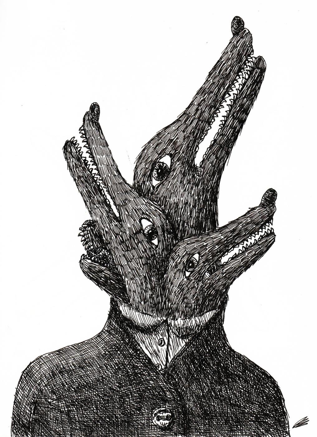 Пётр Великий. Wolves