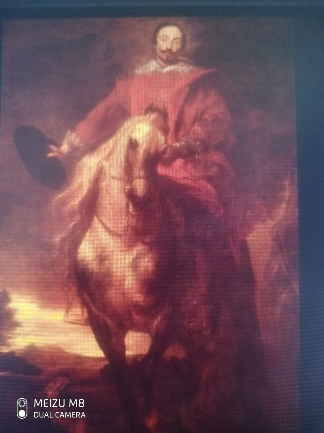 Anthony van Dyck. Portrait of Cornelis de Val