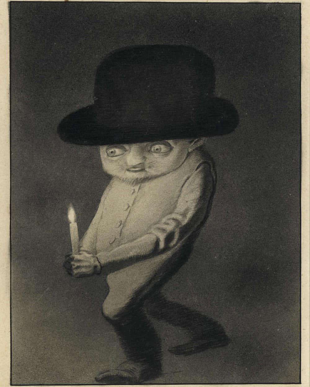 Alfred Cubin. ?