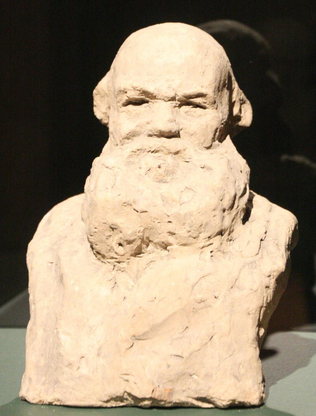 Борис Данилович Королев. Portrait of P. A. Kropotkin