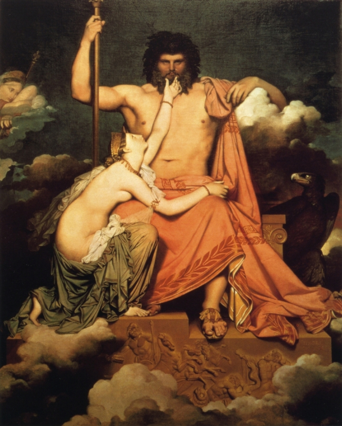 Jupiter and Thetis