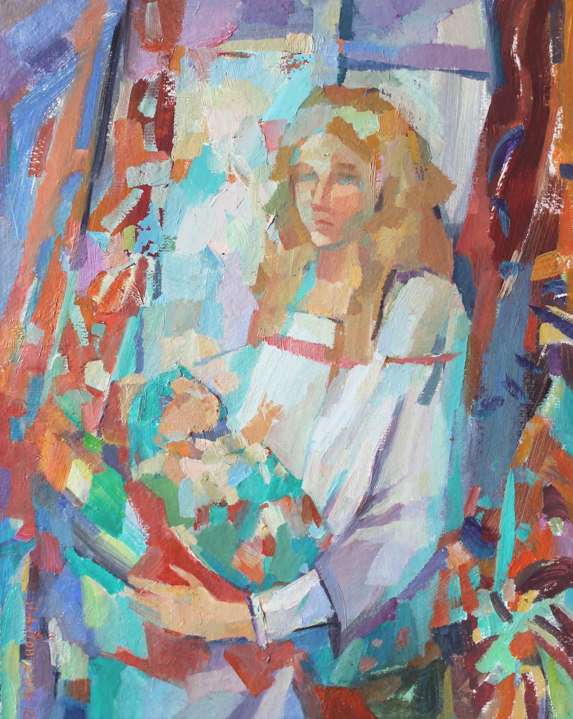 Irina Valerievna Antonovskaya. Lullaby