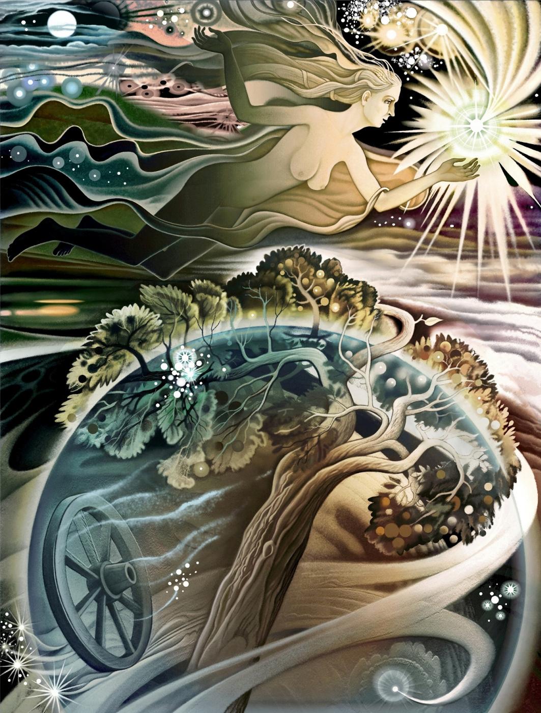Konstantin Avdeev. Wheel of Fortune