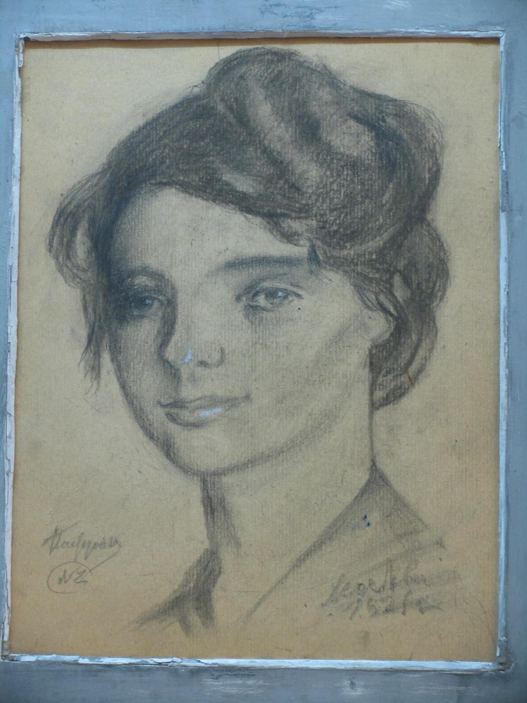 Leonid Osipovich Pasternak. Portrait