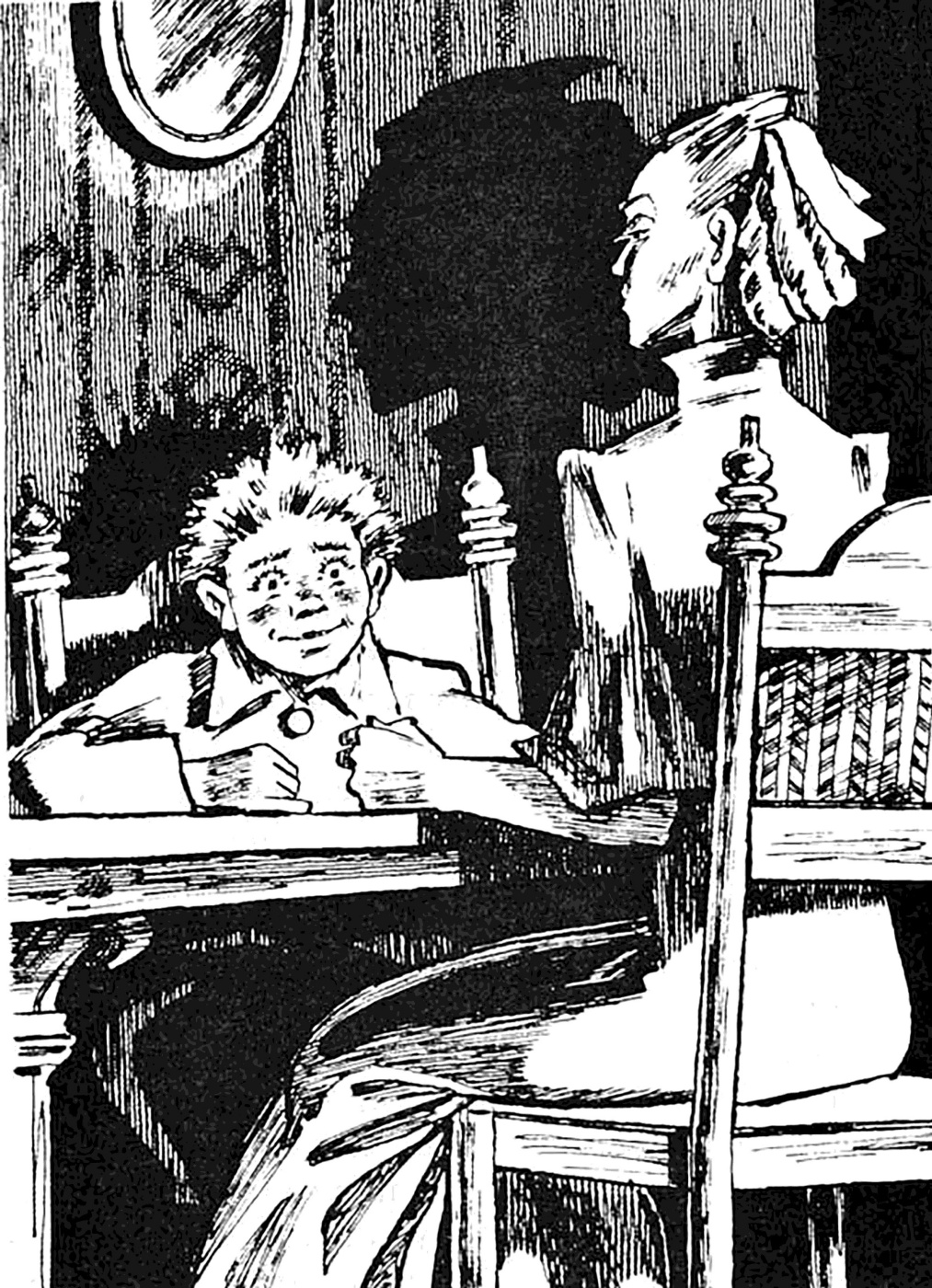 Alexander Vasilievich Kuzmin. Zinochka. A.P. Chekhov.