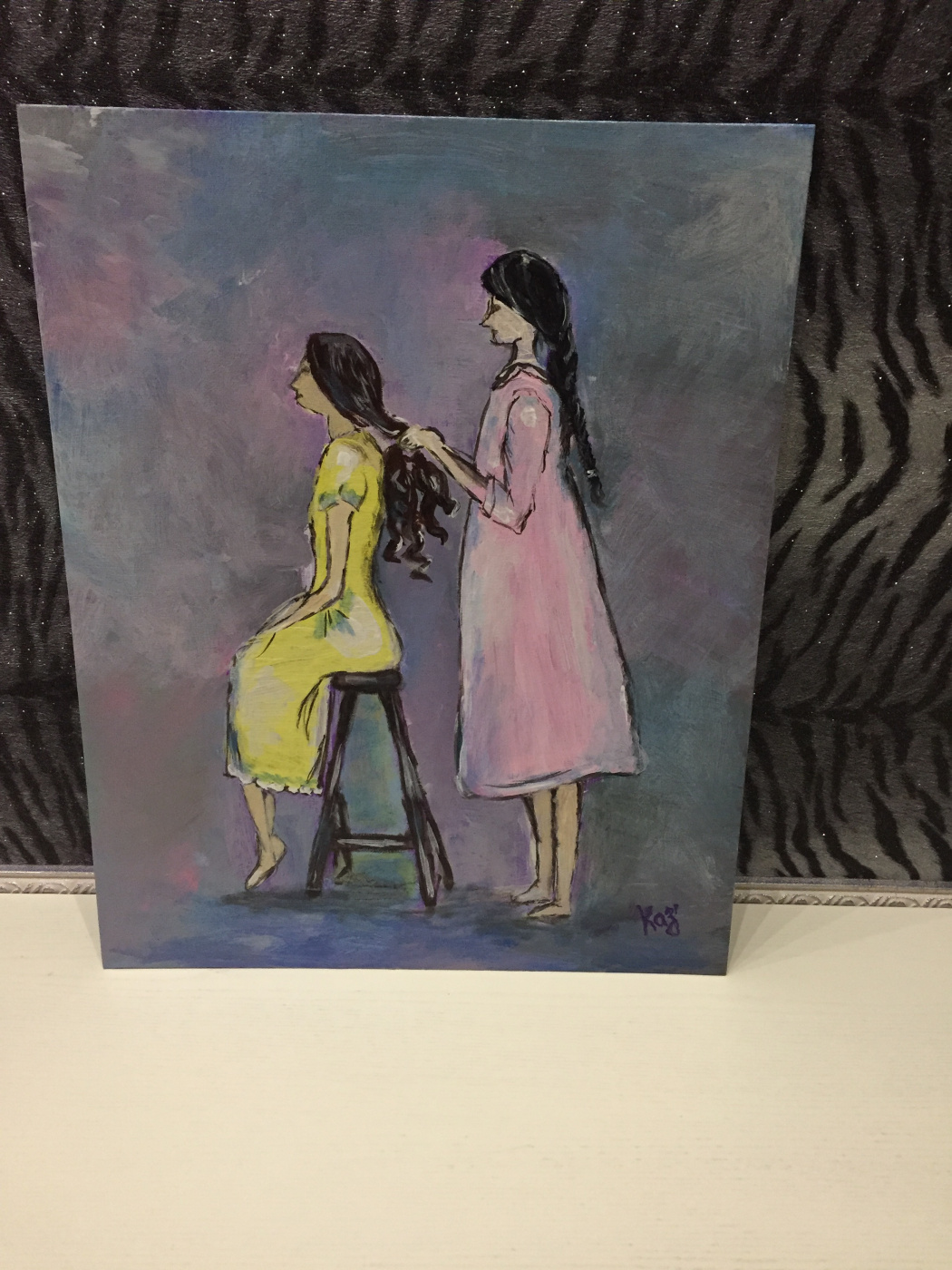 Unknown artist. Sister