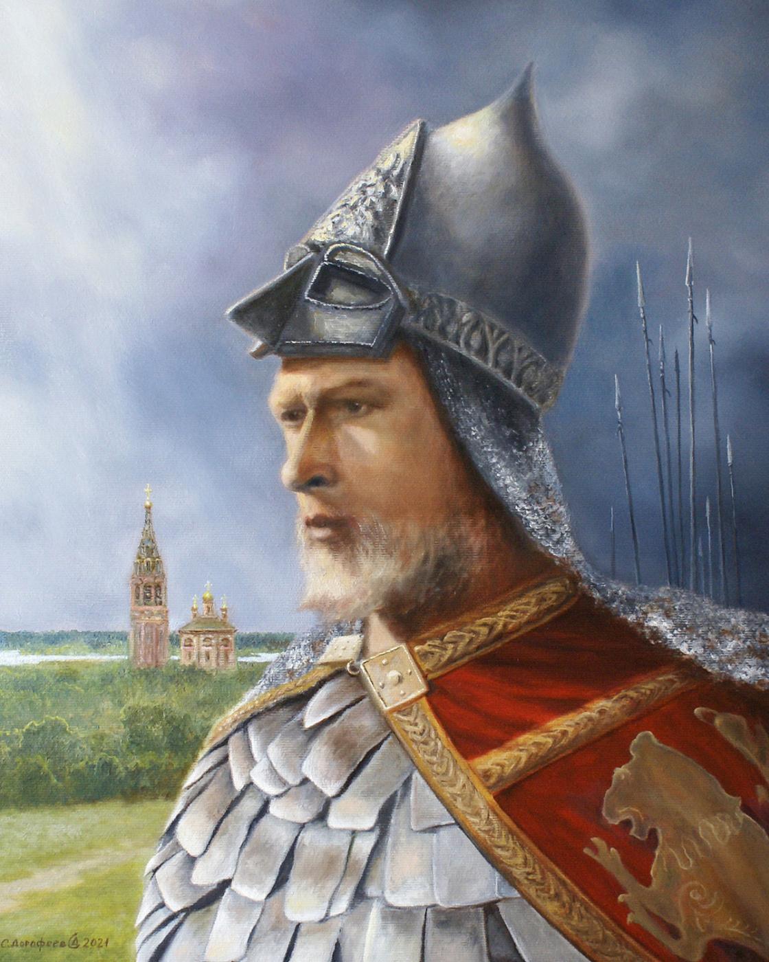 Сергей Владимирович Дорофеев. Александр Невский