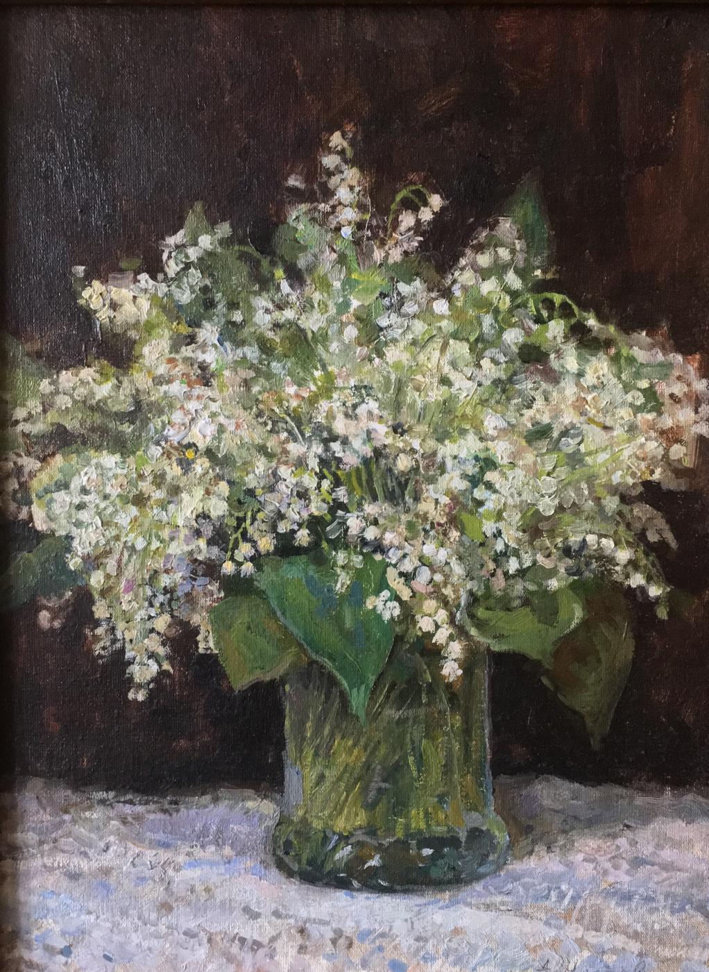 Aleksandr Chagadaev. Lilies of the valley