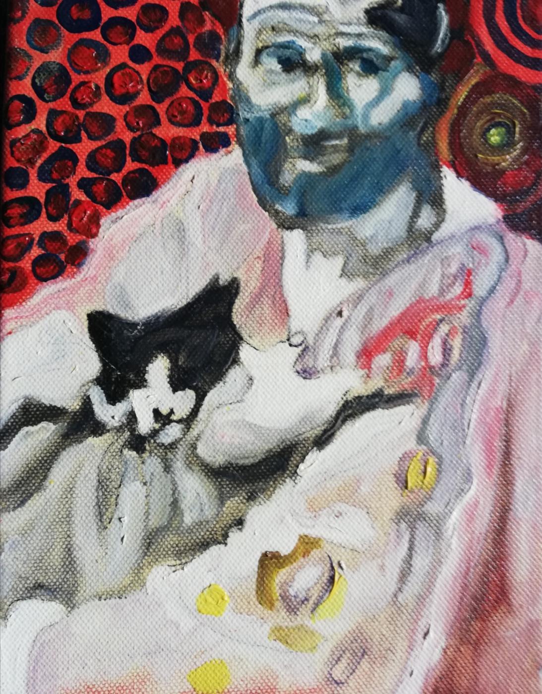 Olga Grig. Cat