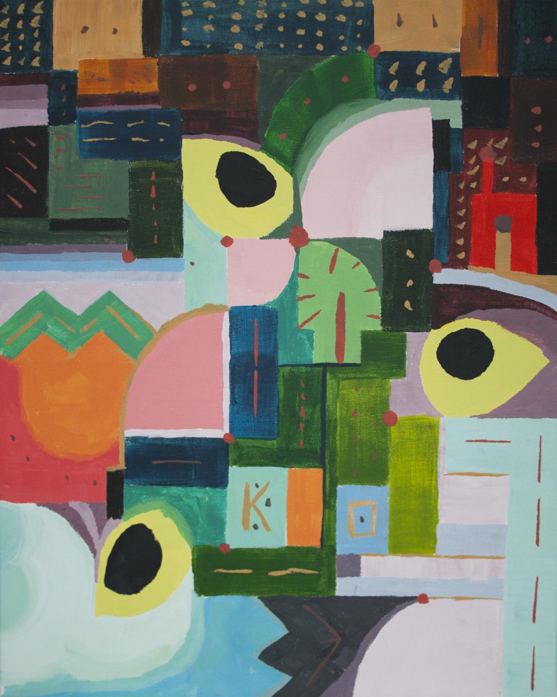 Gertjan Buijs. Composition II
