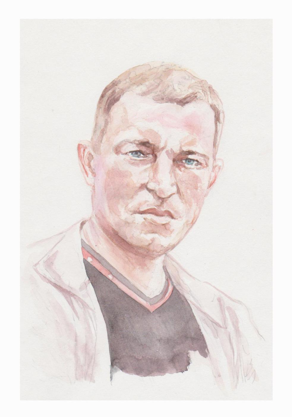 Ivan Alexandrovich Dolgorukov. Portrait of Dmitry Karpenko