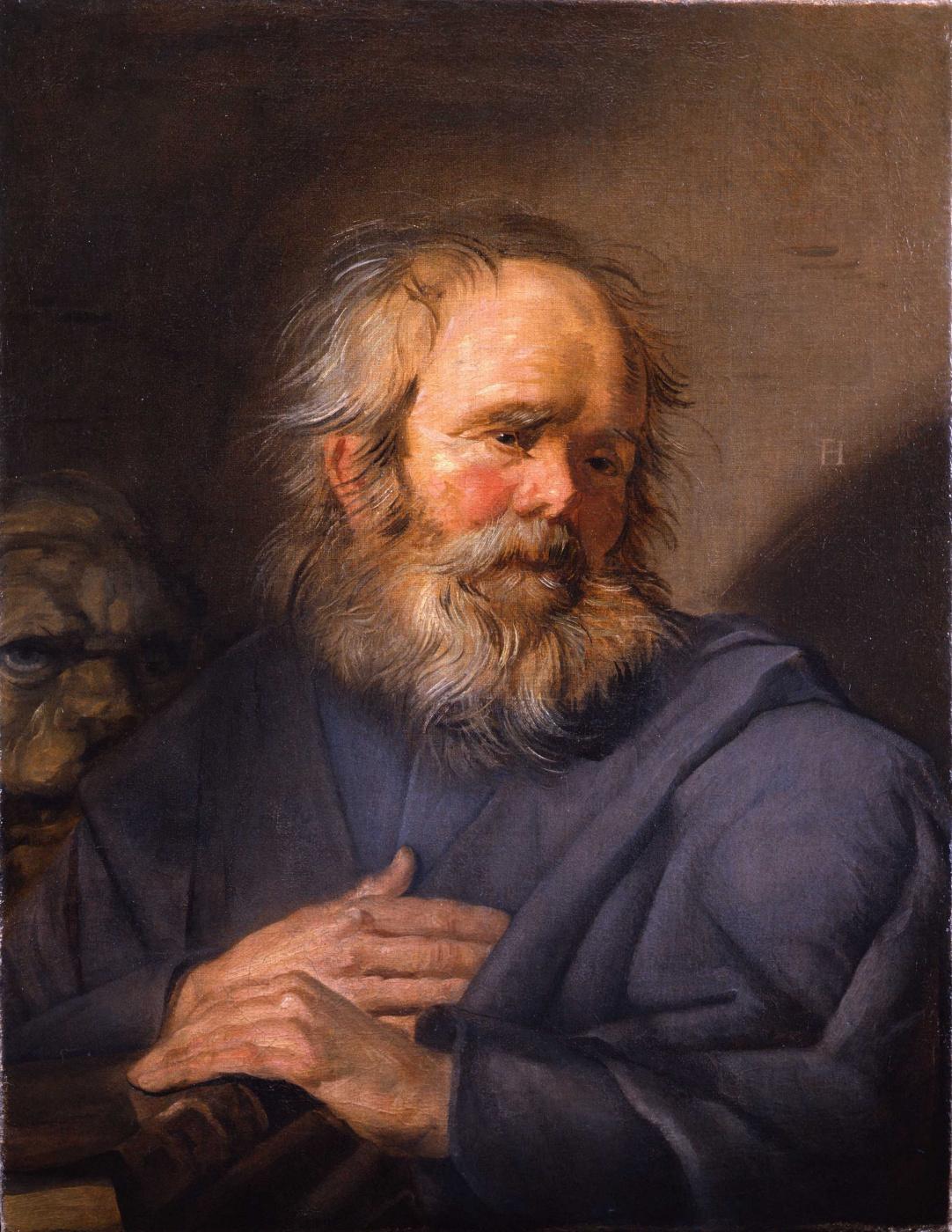Frans Hals. Saint Mark