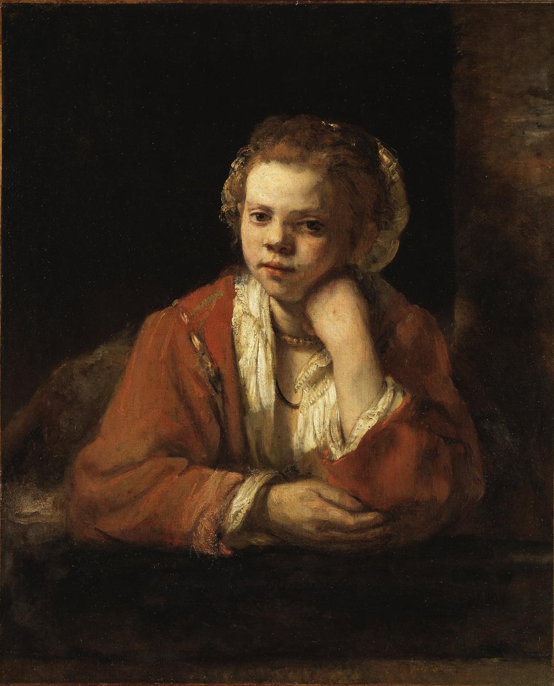 Rembrandt Harmenszoon van Rijn. Cook