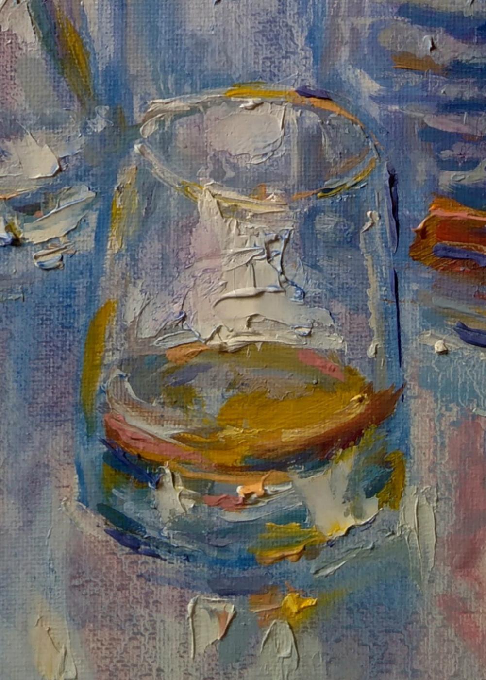 Shot glass of Jack