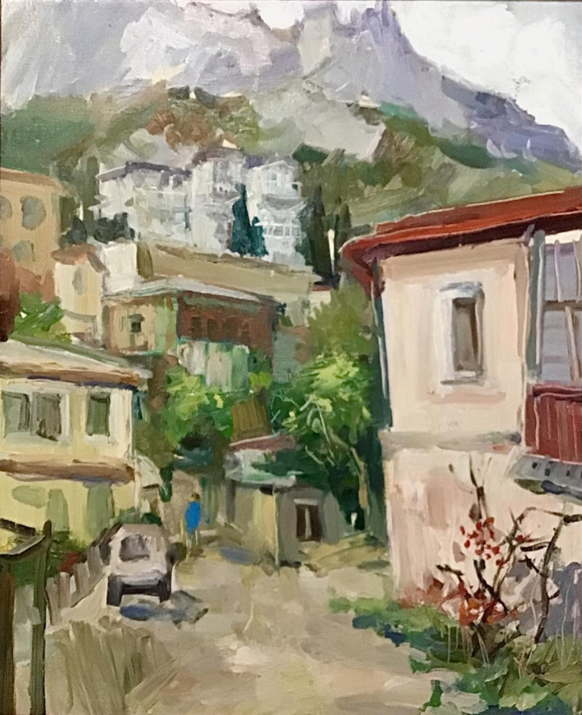 Anastasia Kachaeva. Alupkinskaya street